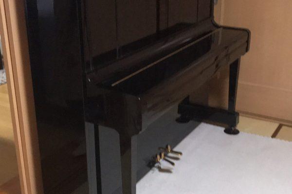 2019/10/29(火)ピアノ移動